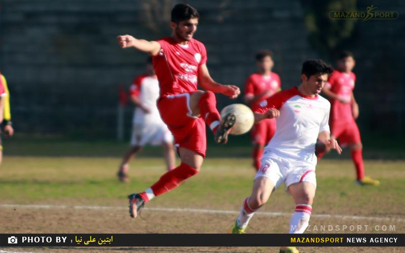 تصاویر دیدار امید خونه به خونه مازندران و امید تراکتورسازی تبریز /عکاس:آبتین علی نیا