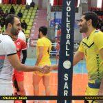 حواشی دیدار  والیبال  ساری ۲۱ و شهرداری تبریز