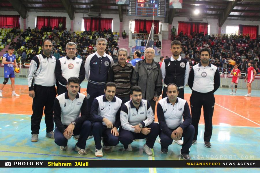 حواشی دیدار ساری ۲۱ و پیکان تهران