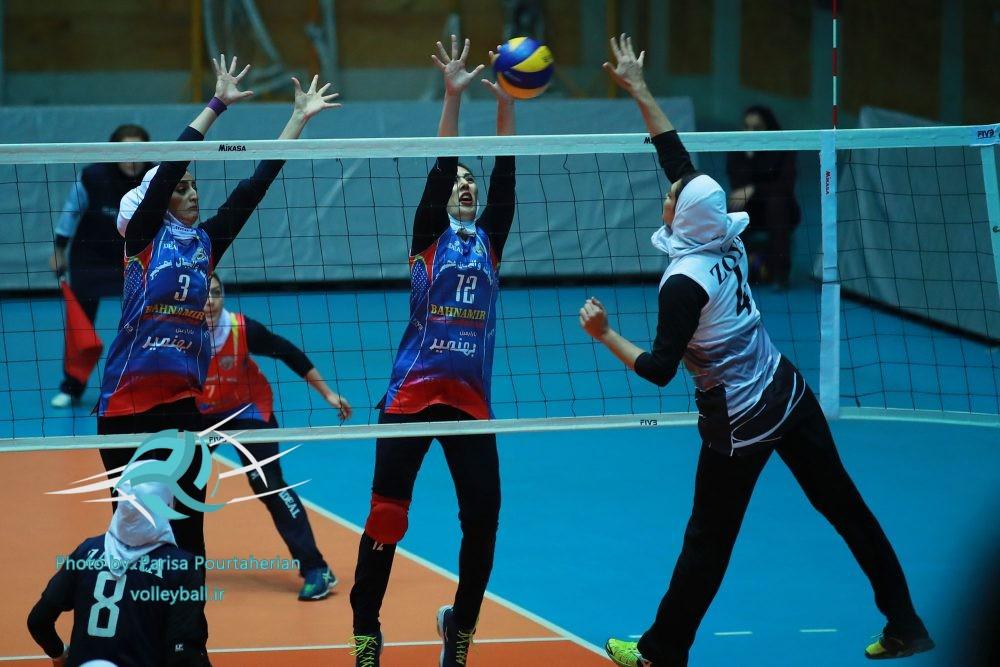 پیروزی ذوب آهن در نبرد مدعیان/دومین پیروزی بهنمیر مازندران + نتایج