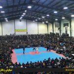 رقابت بین پهلوانان گیلان ومازندران درمیدان سلیمان آباد تنکابن /عکاسان : سیاوش زمانزاده ونوروزی