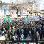 حضور گسترده ورزشی های استان مازندران در راهپیمایی ۲۲ بهمن