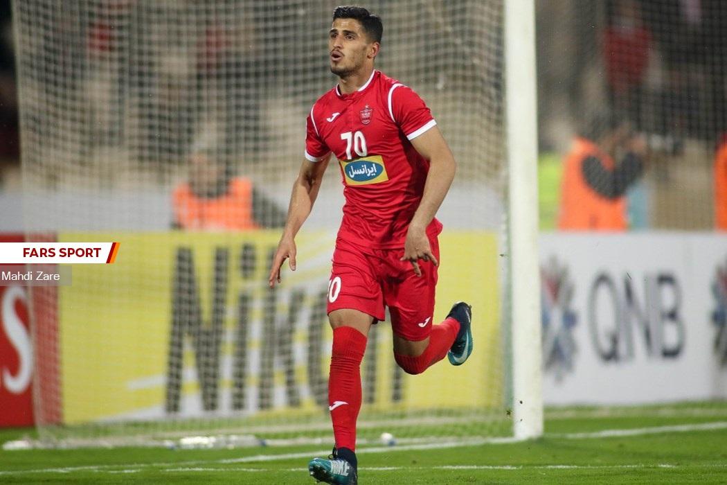 علیپور در لیست بازیکنان دبل کرده در هفته دوم لیگ قهرمانان آسیا+عکس