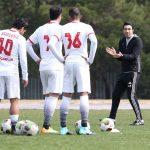 در فوتبال حرفه ای قول نمی دهند/جواد نکونام: یک گرم عمل از یک تن وعده و حرف با ارزش تر است!
