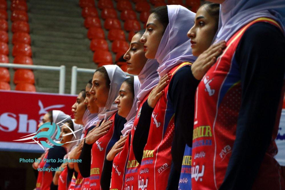 دختران مازندرانی در تبریز قدرت نمایی می کنند/شهرداری تبریز – بهنمیر