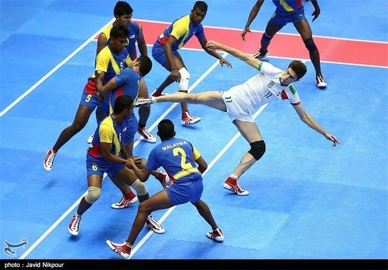 غلامرضا مازندرانی:تیم ملی کبدی مدال طلای بازی های آسیائی را هدف گذاری کرد