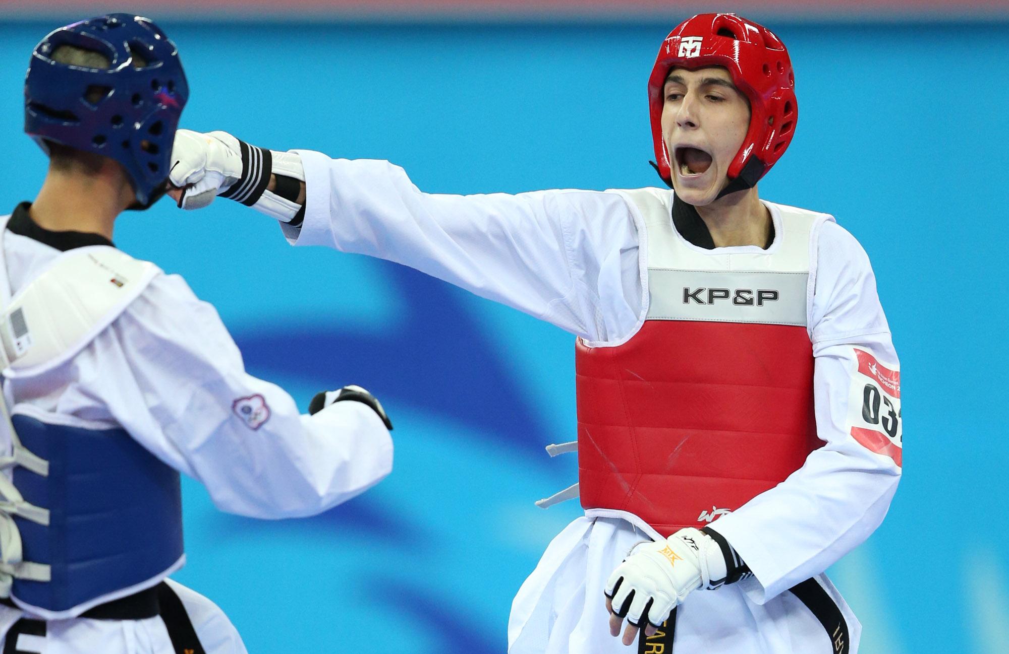 جدیدترین رنکینگ المپیکی هوگوپوشان اعلام شد /فرزان در رتبه سوم !!