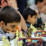 نتایج دور چهارم رقابت های شطرنج جام فجر(اکسین کاپ)اعلام شد
