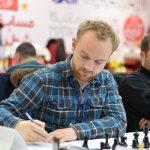 نتایج دور ششم رقابت های شطرنج جام فجر(اکسین کاپ) اعلام شد
