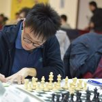 ایران در صدر جدول دور هشتم شطرنج اکسین کاپ