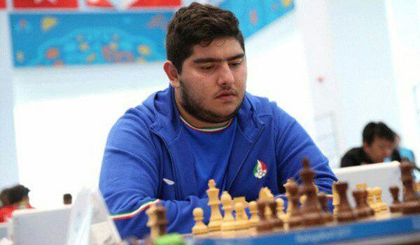 مقصودلو قهرمان بیست و ششمین دوره مسابقات شطرنج جام فجر(اکسین کاپ) شد