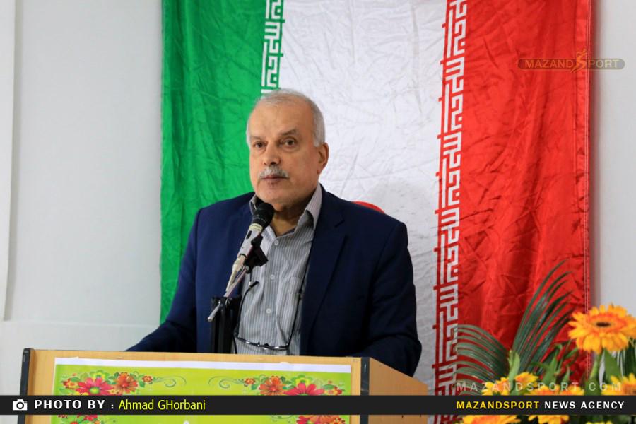 بهروان: مصوبه شورای تامین در دربی مازندران اجرایی نشد !