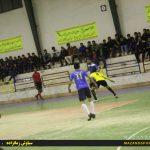 مسابقات فوتسال جام فجر نشتارود با یاد زنده یاد جلیل باقری