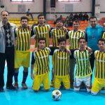 ساری قهرمان دومین دوره مسابقات جام دهه فجر