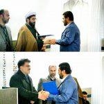 بابایی مسئول فرهنگی هیات نجات غریق شد + تصاویر