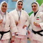 افتخار آفرینی سه بانوی مازندرانی با سه مدال رنگارنگ/عنوان سومی برای مازندران + اسامی
