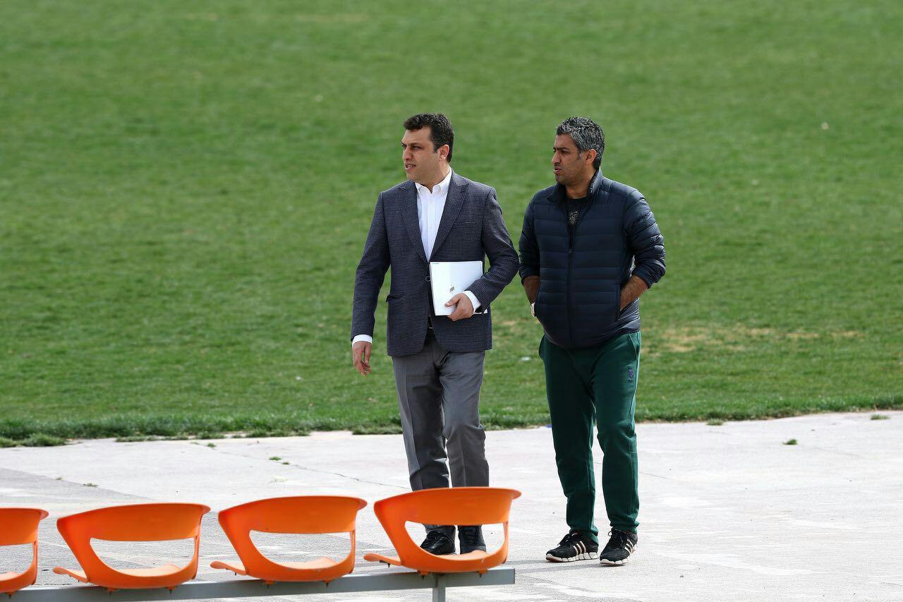 مدیرعامل باشگاه نساجی نسبت به امتیازفروشی در لیگ دسته یک هشدار داد