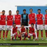 گزارش تصویری دیدار تیم های خونه به خونه مازندران و آلومینیوم اراک