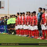 تقابل سومهای ایران / استقلال شفر در چنگال پلنگ های مازندران !