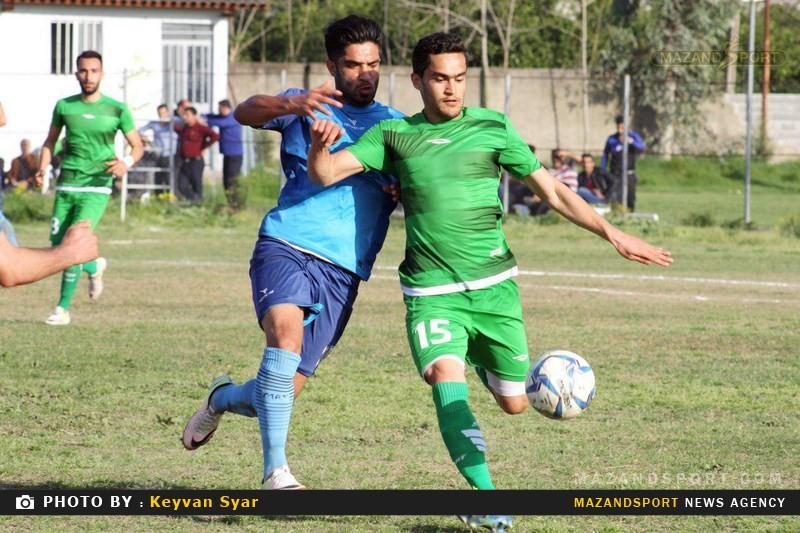 تصاویر دیدار شهید مولایی قراخیل و انتظار بجنورد در لیگ دسته دوم فوتبال کشور