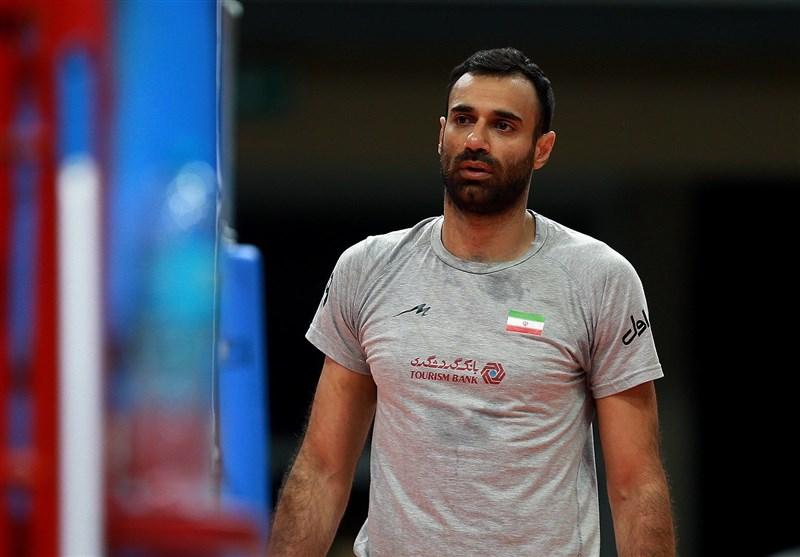 عادل غلامی از تیم ملی خداحافظی کرد/پایان عصر پرافتخارترین والیبالیست مازنی