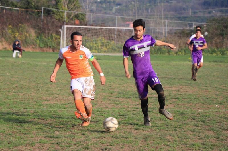 نتایج مسابقات فوتبال مناطق امیدهای کشور به میزبانی ساری