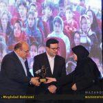 دومین آیین تجلیل از برترین های بدمینتون استان مازندران برگزار شد + تصاویر
