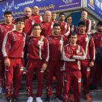 مازندرانی های تیم ملی کشتی آزاد ظهر امروز راهی قرقیزستان می شود