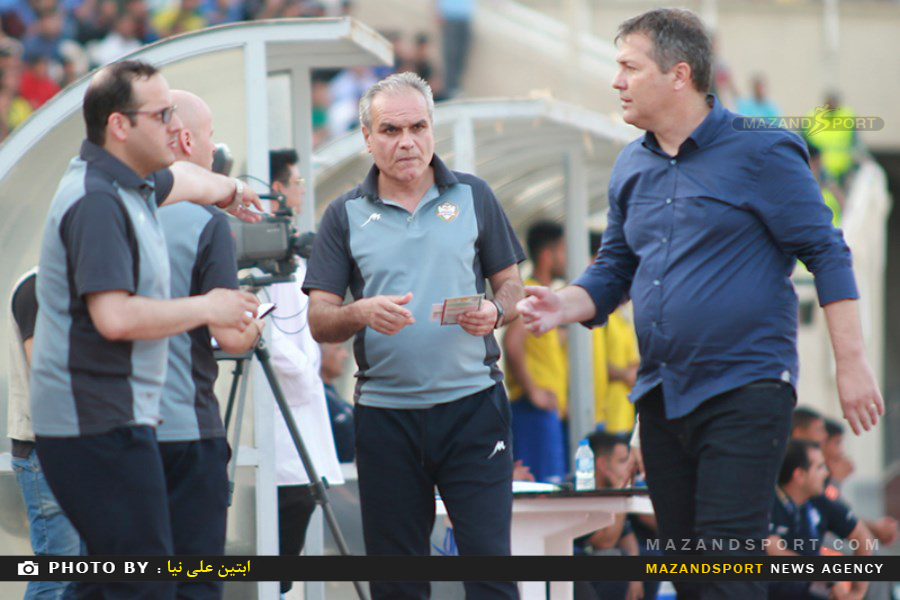 اسکوچیچ: امروز روز بزرگی برای عاشق خونه به خونه است/نمیخواهم در مورد فینال و بازی با استقلال صحبت کنم