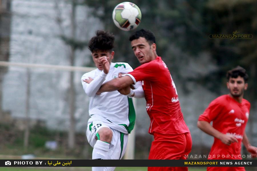 هفته پایانی لیگ برتر فوتبال امیدهای کشور/ خونه به خونه بابل و ذوب آهن اصفهان