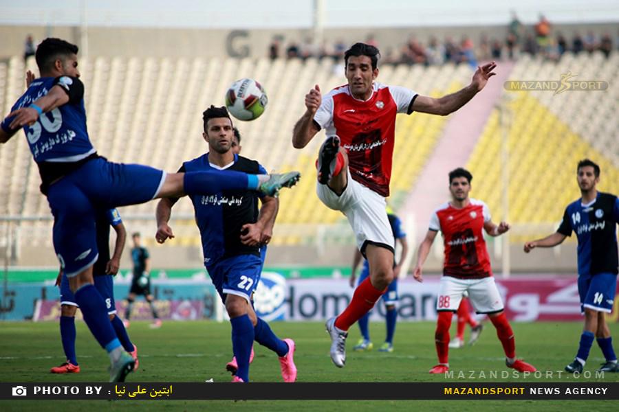 جام حذفی کشور / خونه به خونه بابل و استقلال خوزستان