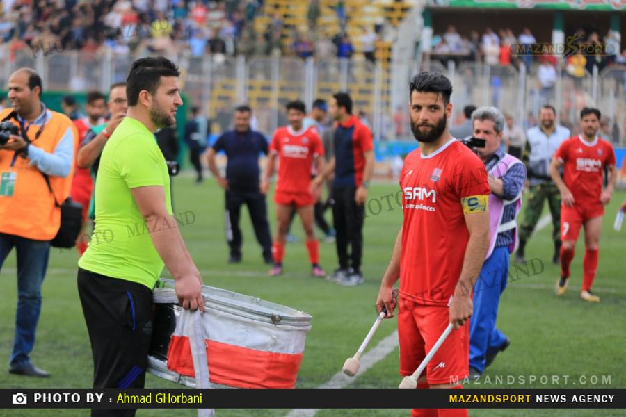 عباسزاده: تا آخرین نفس برای صعود به لیگ برتر میجنگیم