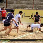 پیروزی  ببرهای مازندران مقابل شیر های تهران  / عکاس:احمدقربانی