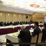 نشست صمیمی مدیرکل ورزش و جوانان با روسا و نواب رئیسان هیات های ورزشی مازندران