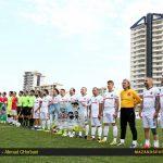 گزارش تصویری اولین روز تورنمنت چهارجانبه فوتبال در بابلسر