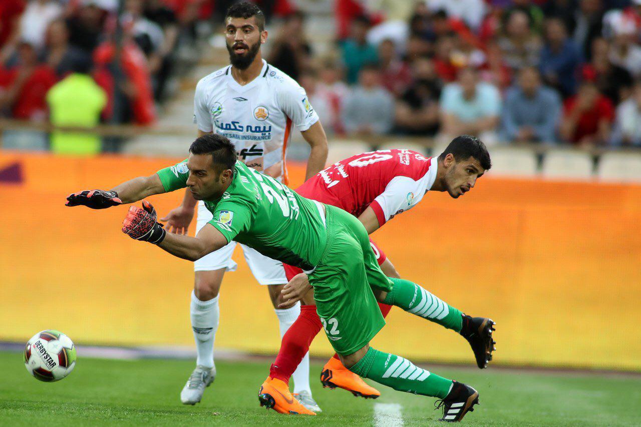 حامد فلاح زاده:من نمیتوانم ۹۰ دقیقه وقت کشی کنم/پوشیدن پیراهن تیم ملی افتخار بزرگی است