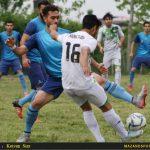 تصاویری از صعود شهید مولایی به پلی آف لیگ دسته سوم فوتبال کشور