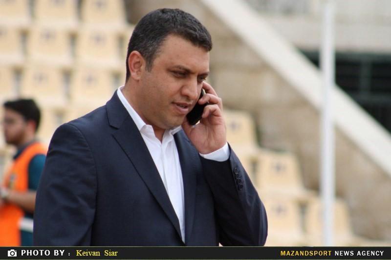 علی امیری: برای بقا در لیگ ۱۰ بازی حساس در پیش داریم