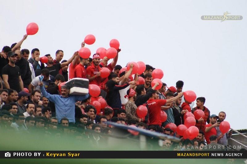 بازرس اتحادیه فوتبال و مسؤولان لیگبرتر به قائمشهر سفر میکنند
