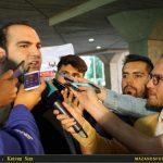 بهداد سلیمی: به احترام هواداران پرسپولیس از حقوقم در این باشگاه گذشتم