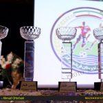 باحضور مسئولین؛ از افتخار آفرینان فوتبال شهرستان فریدونکنارتجلیل شد