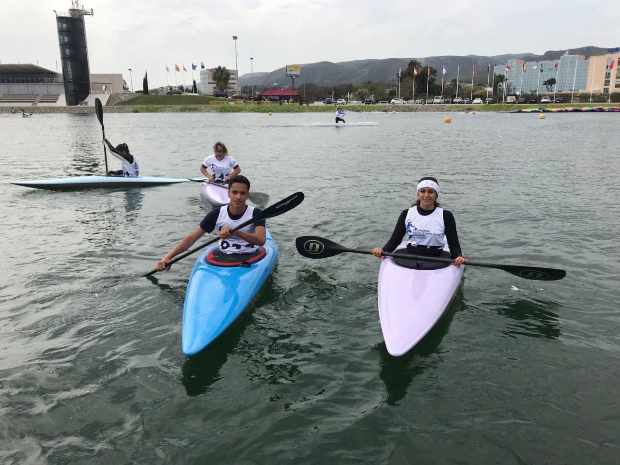 رقابت های قایقرانی گزینشی المپیک نوجوانان/سماکی و واحدی به آرژانتین نرسیدند!