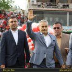 گلایه مدیرعامل باشگاه نساجی از روند بازسازی شهیدوطنی+ متن بیانیه