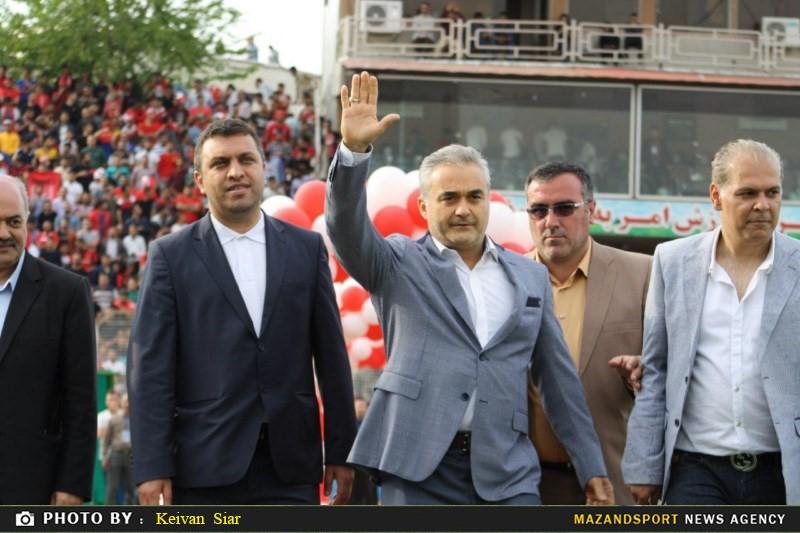 برای دفاع از حق باشگاه و هواداران نساجی کوتاه نمیآییم/ دفاع از اعتبار فوتبال مازندران در لیگ برتر