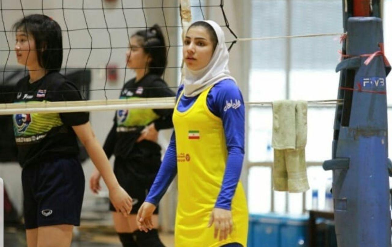  ترکیب نهایی تیم ملی والیبال دختران اعلام شد/جهانی پاسور اول جوانان