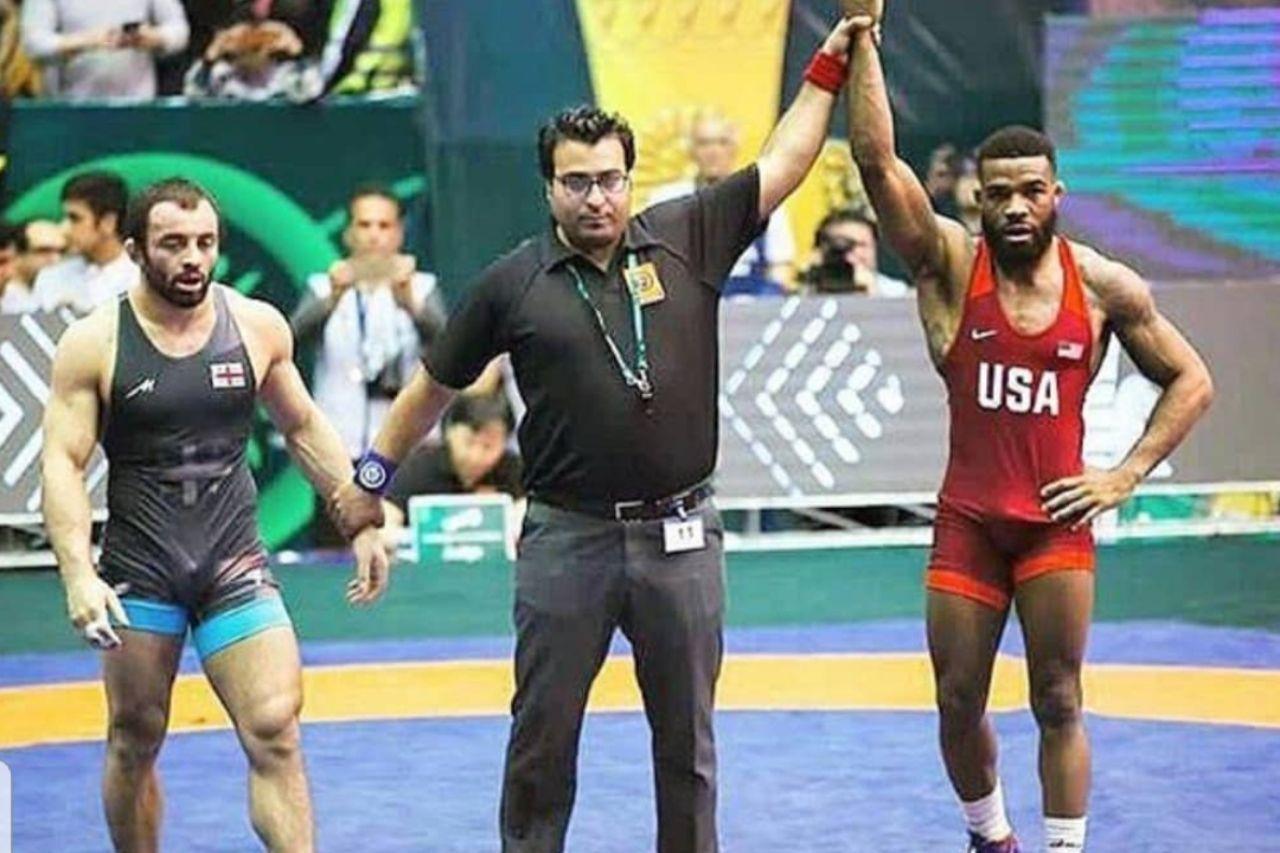 تبریک به جامعه ورزش مازندران/صادقی اولین داور استان در المپیک ها