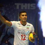میرزاجانپور باز هم از تیم ملی والیبال خط خورد !