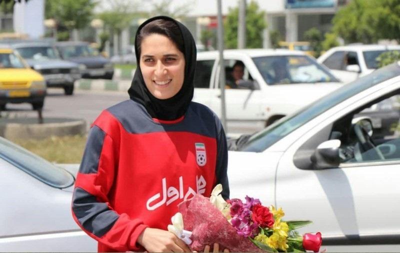 نسترن مقیمی، لژیونر جدید ایران در کویت!