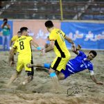 سازمان لیگ فوتبال ایران/ اعلام برنامه هفته پنجم تا هفته دهم مسابقات لیگ برتر فوتبال ساحلی