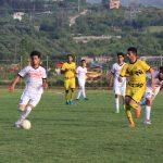 تصاویر روز دوم مرحله نهائی لیگ فوتبال امید های کشور در ساری